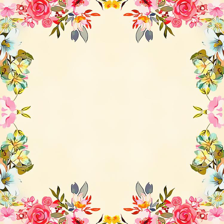 Floral Design,Picture Frame,Interior Design