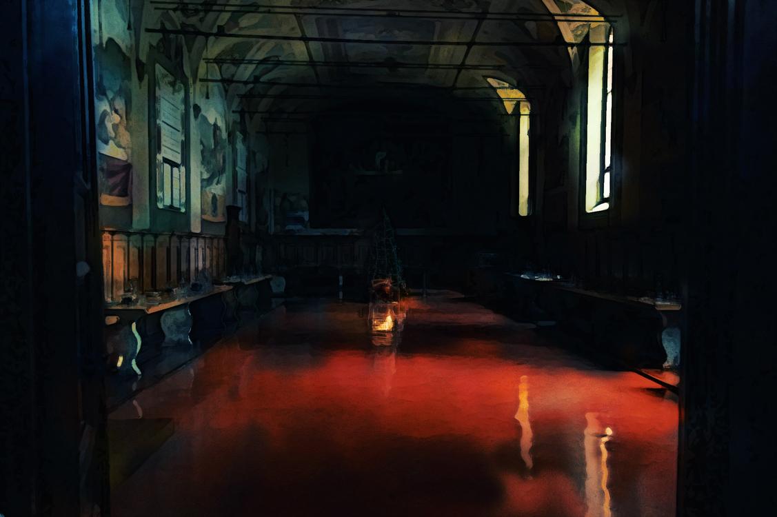 Darkness,Light,Room