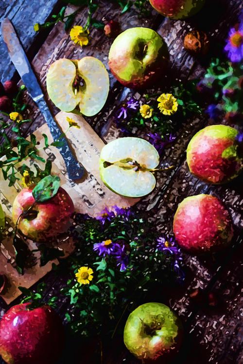 Fruit,Apple,Food