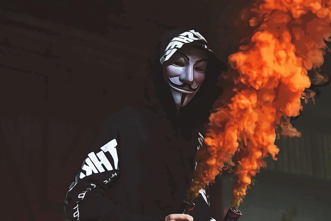 Smoke,Fire,Fictional Character