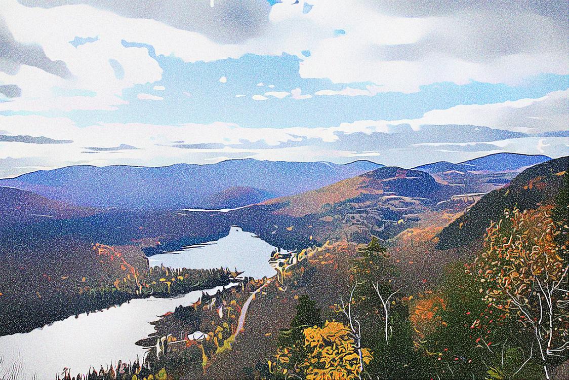Nature,Mountainous Landforms,Mountain