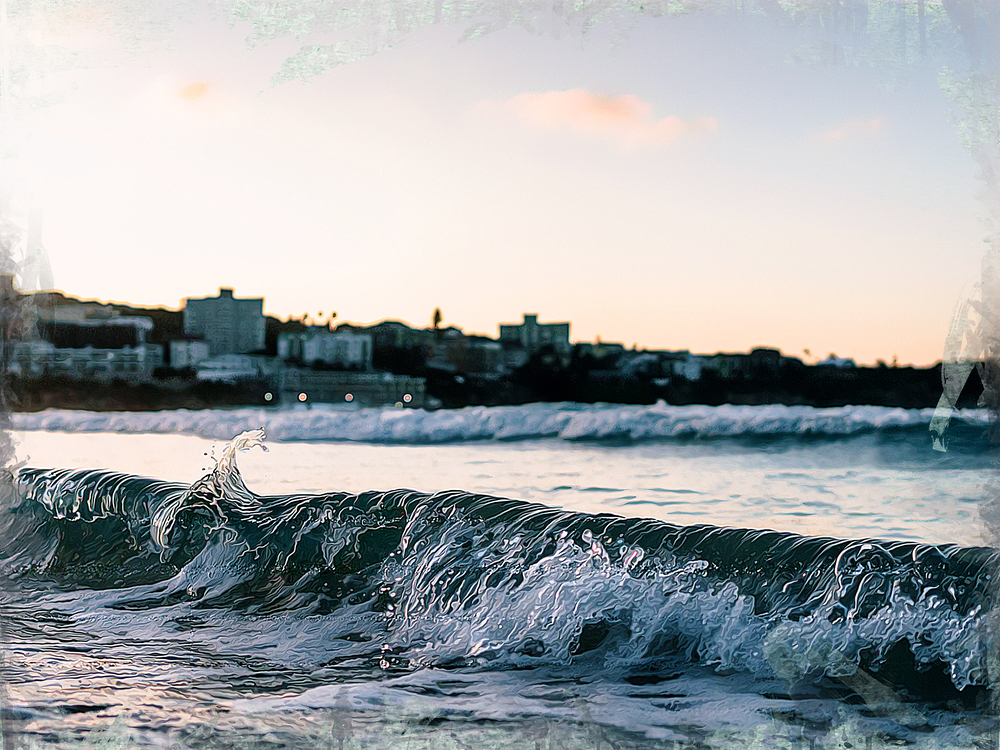 Wave,Wind Wave,Body Of Water