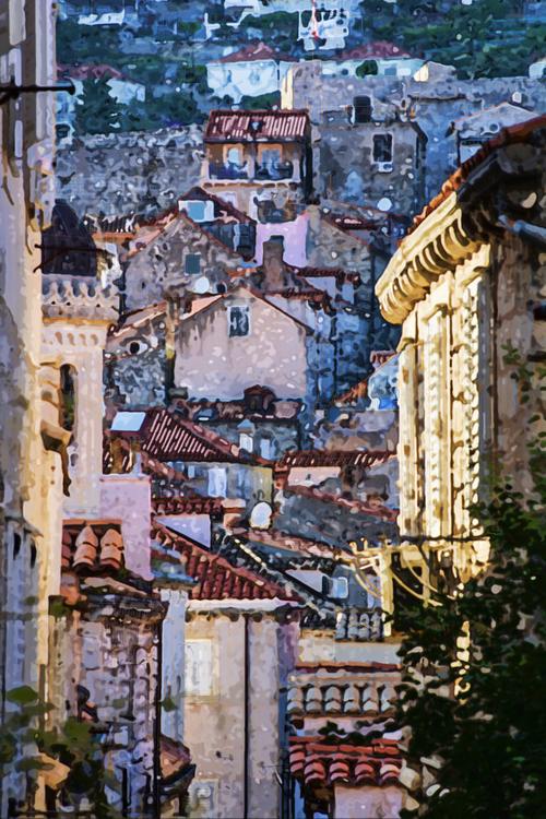 Town,Human Settlement,Wall