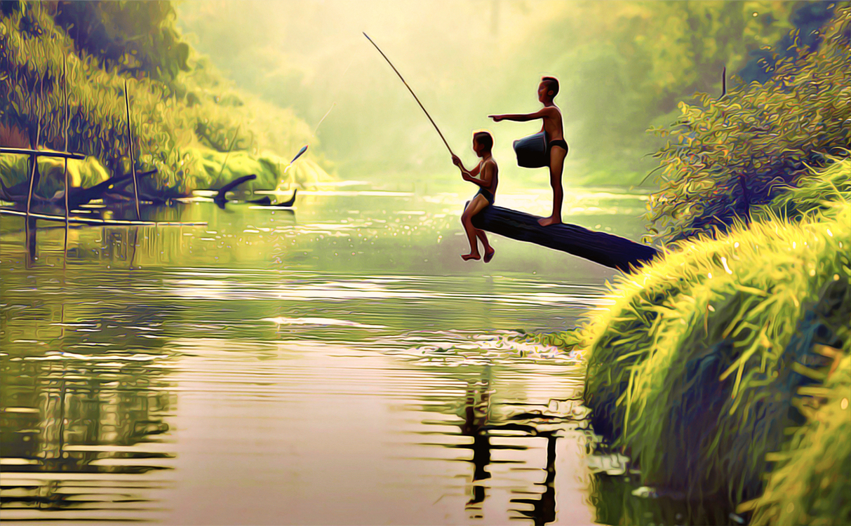 People In Nature,Nature,Water