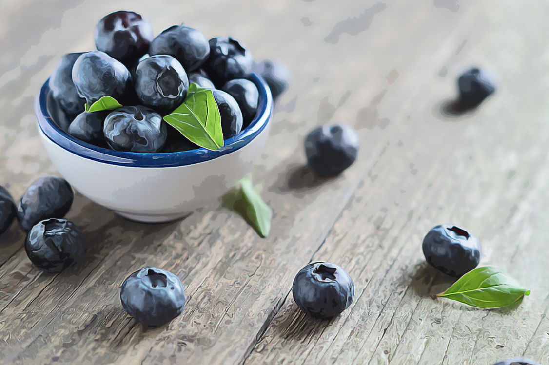 Bilberry,Berry,Superfood