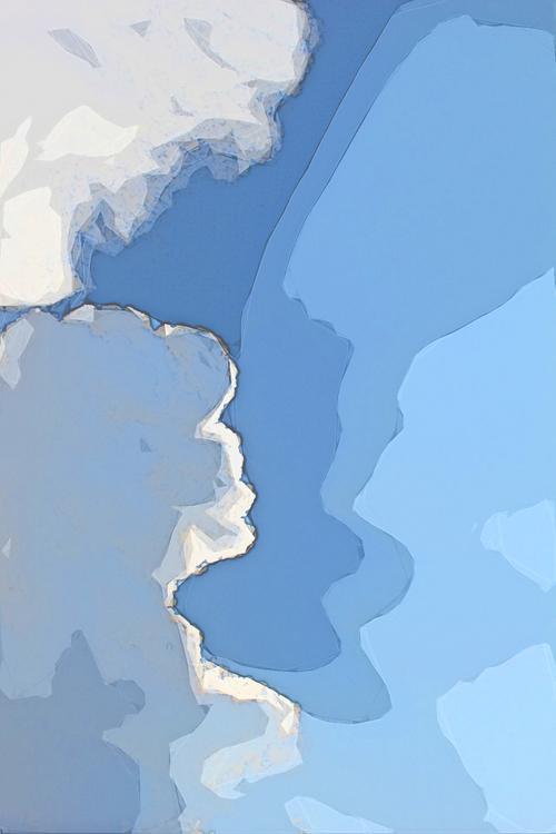 Blue,Cloud,Sky
