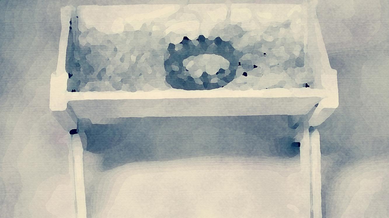 Blue,Table,Cloud