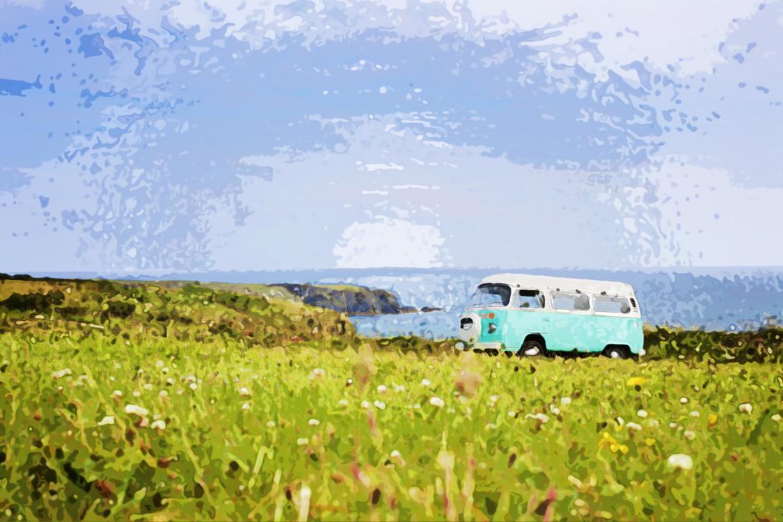 Natural Landscape,Motor Vehicle,Nature