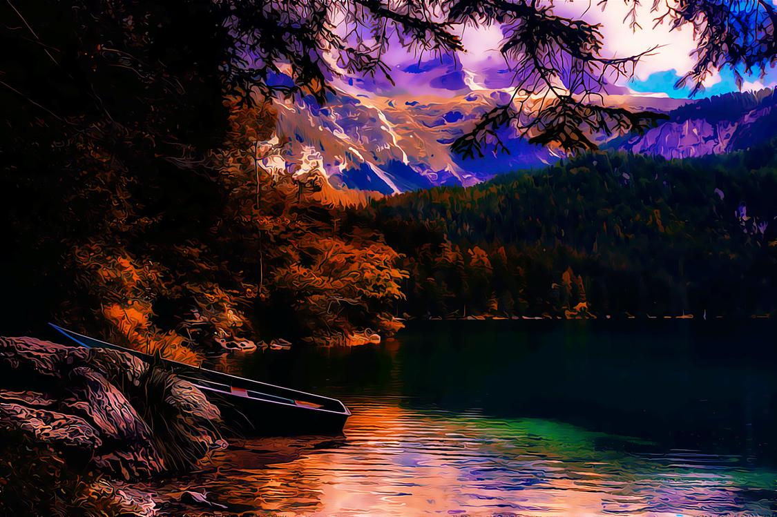 Nature,Sky,Water