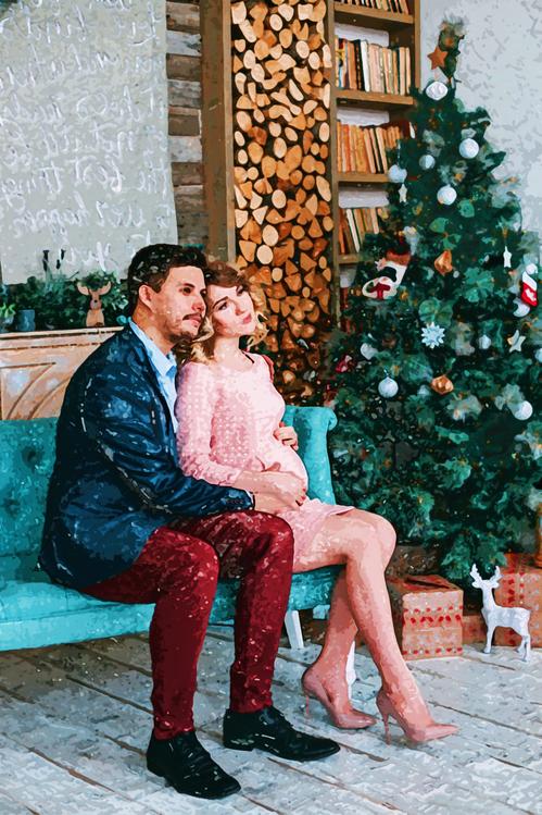 Christmas Tree,Christmas Eve,Christmas