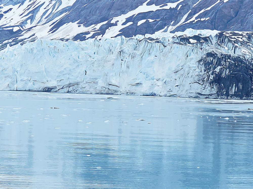 Glacial Landform,Polar Ice Cap,Glacier