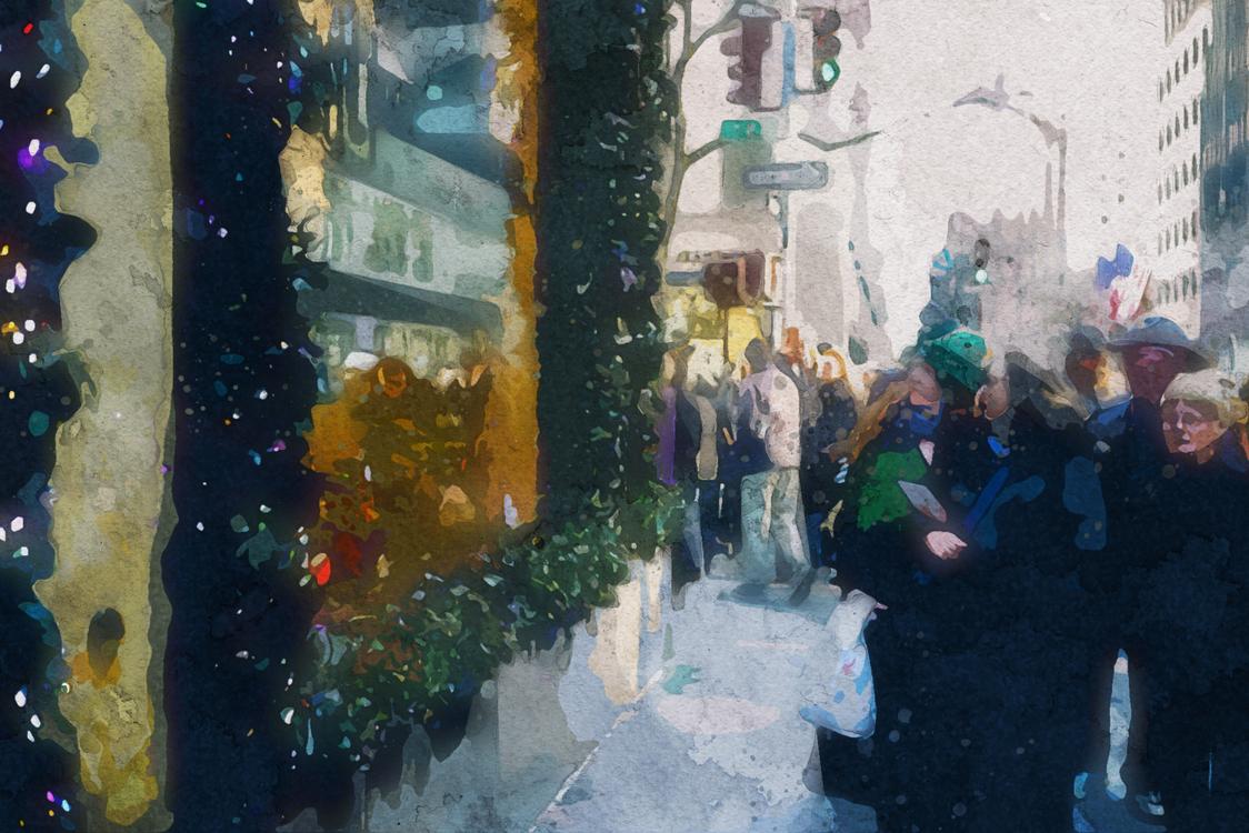 Painting,Tree,Visual Arts