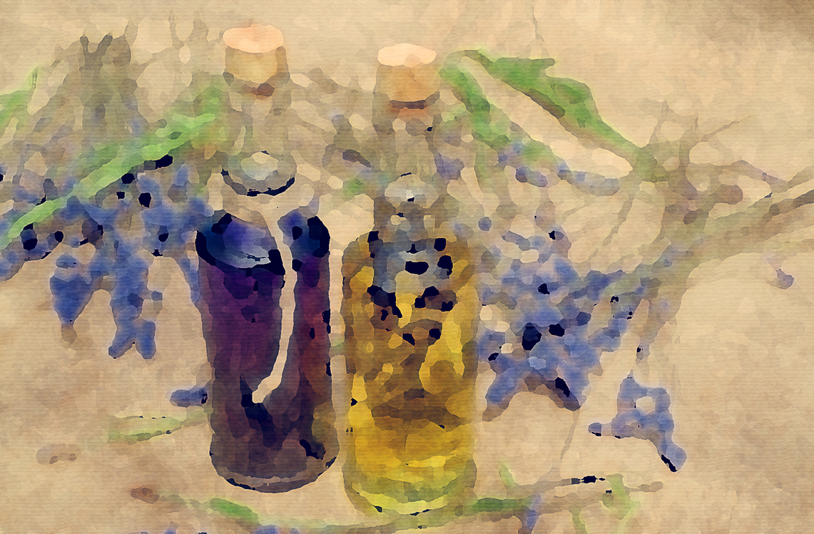 Watercolor Paint,Painting,Still Life