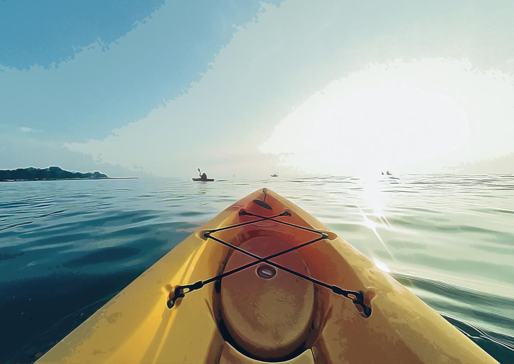 Kayak,Boating,Sea Kayak