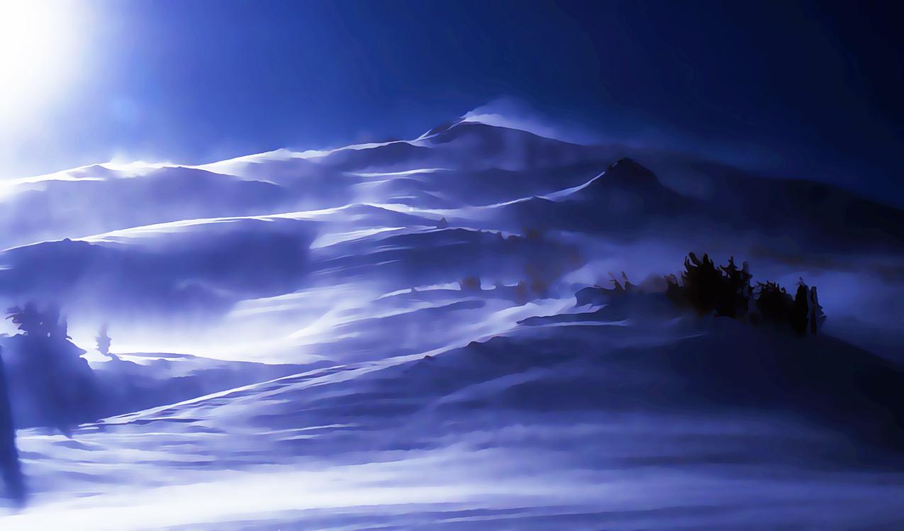 Sky,Blue,Nature