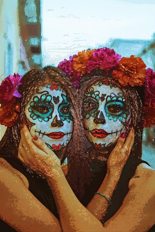 Painting,Clown,Visual Arts