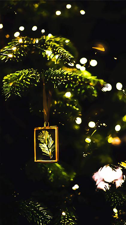 Tree,Light,Lighting