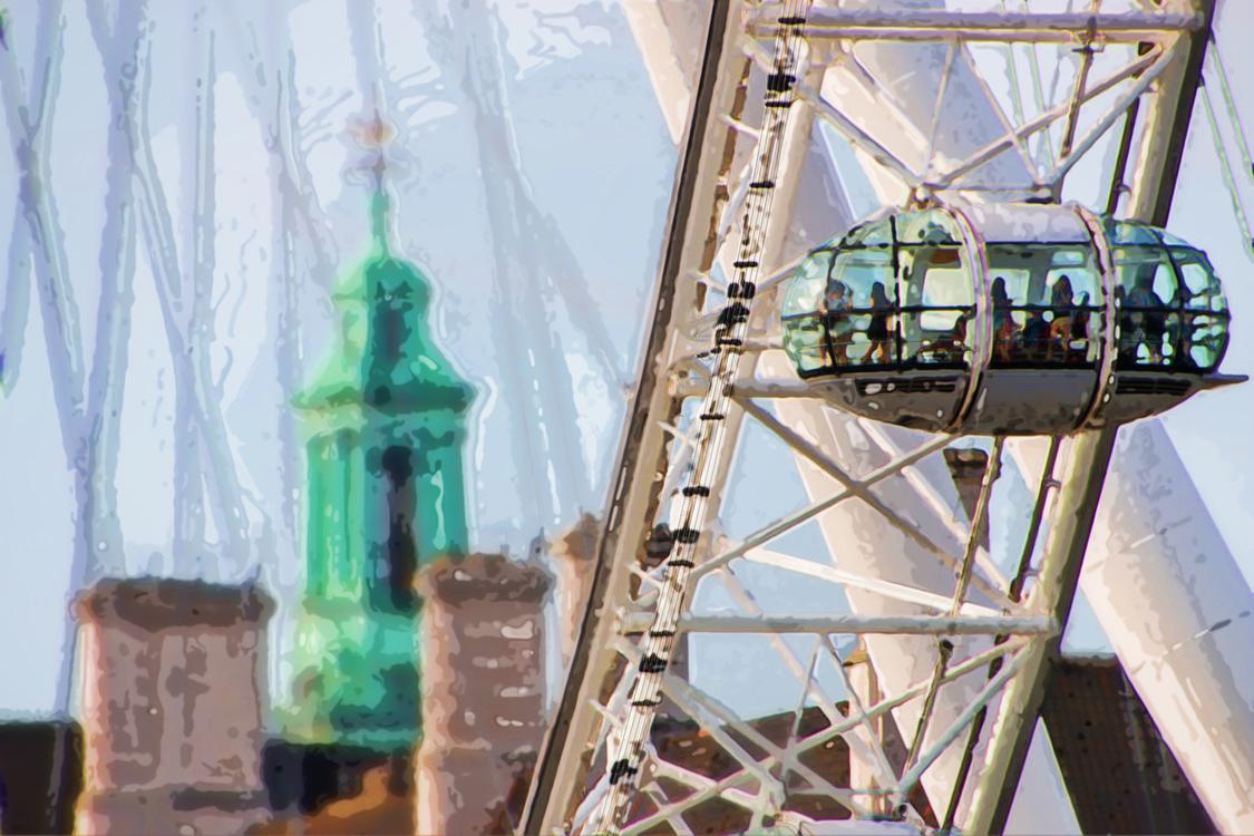 Crane,Tourist Attraction,Construction
