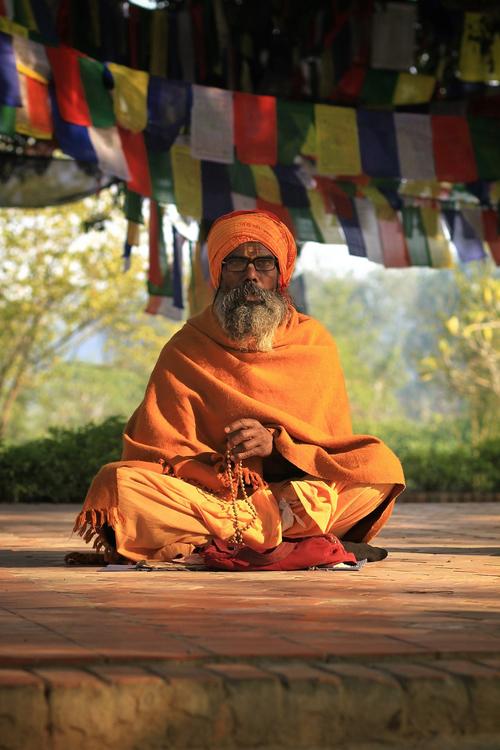 Guru,Monk,Zen Master